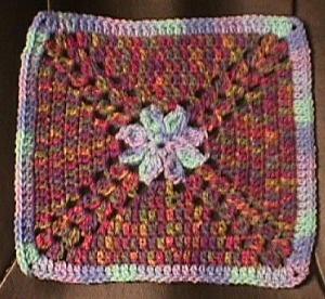 Pretty Petals 10 inch square
