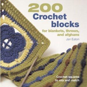 200 Crochet Blocks Book