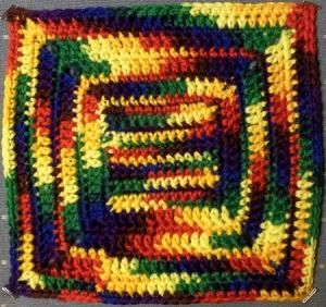 Crochet in Square