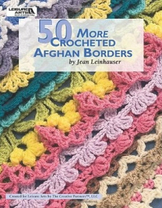 50 More Crochet Borders