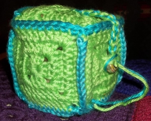 Little Green Treasure Box