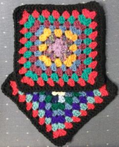 Jacket Granny Squares