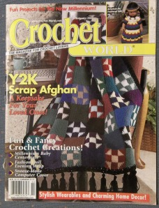Crochet World Feb 2000