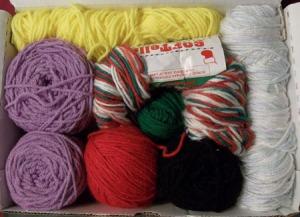 Box O Yarn