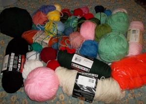 Rak yarn