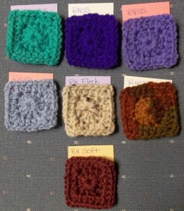 Crochet Samples 1