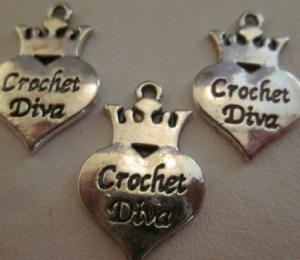 Crochet Diva Charms