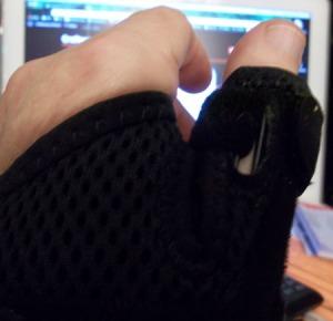 Thumb stabilizer