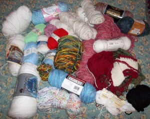 Another Yarn Windfall