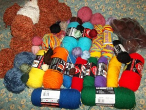 Amazing Yarn Bounty