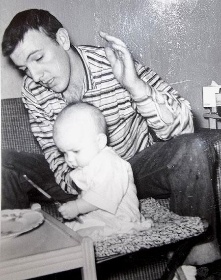 my dad circa 1959