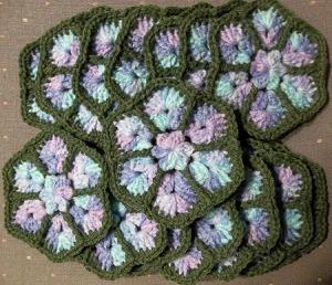 Flower Blanket 8