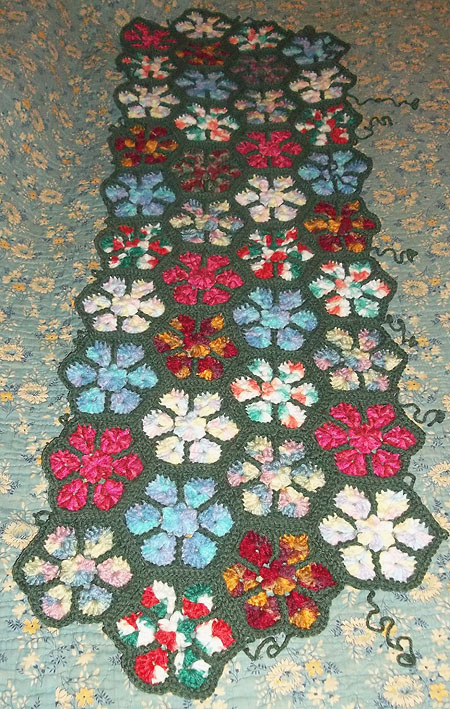 Flower Blanket Join 1