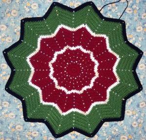 Ripple Blanket 1